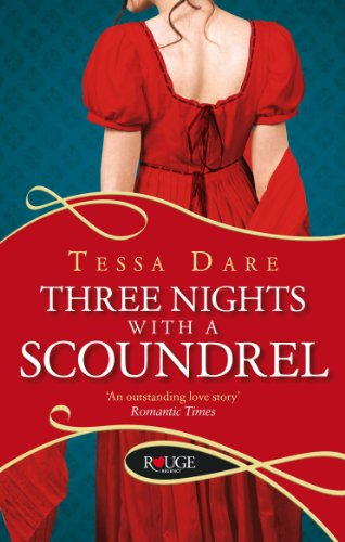 9780091948849: Three Nights With a Scoundrel: A Rouge Regency Romance