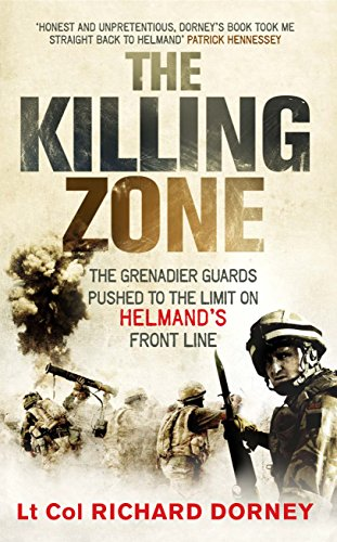 9780091948863: The Killing Zone