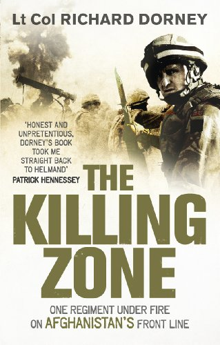 9780091948870: The Killing Zone
