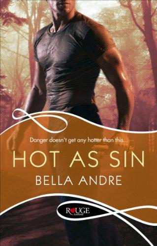 9780091949075: Hot as Sin: A Rouge Suspense Novel