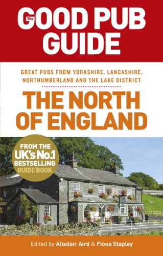 9780091949617: The Good Pub Guide: The North of England (Good Pub Guides)