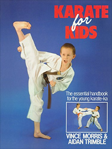 9780091949952: Karate For Kids