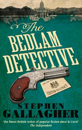 9780091950125: The Bedlam Detective