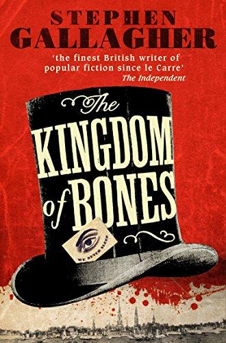 9780091950132: The Kingdom of Bones