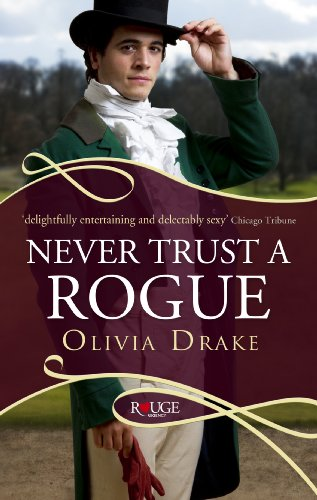9780091950279: Never Trust a Rogue (Rouge Regency Romance)