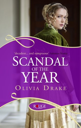 9780091950286: Scandal of the Year: A Rouge Regency Romance
