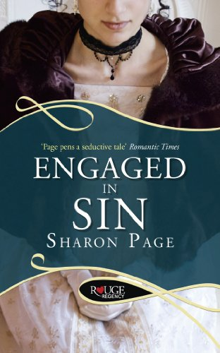 9780091950323: Engaged in Sin: A Rouge Regency Romance