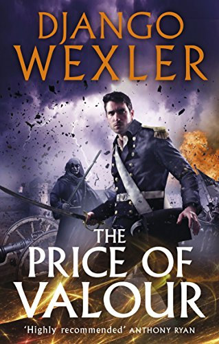 9780091950576: The Price of Valour (The Shadow Campaigns)
