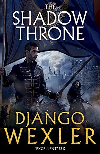 The Shadow Throne: WEXLER,DJANGO