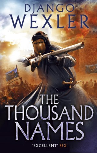 9780091950606: The Thousand Names: The Shadow Campaign (The Shadow Campaigns)