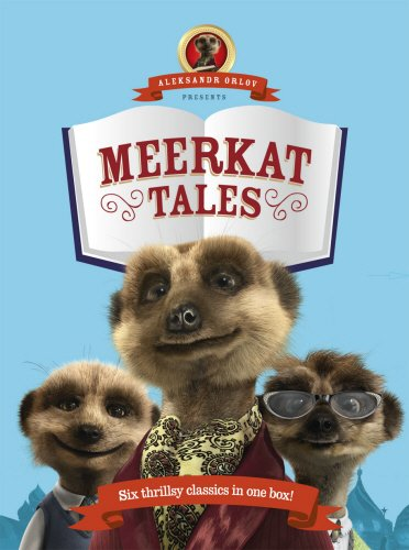 9780091950613: Meerkat Tales 6 Copy Boxed Set