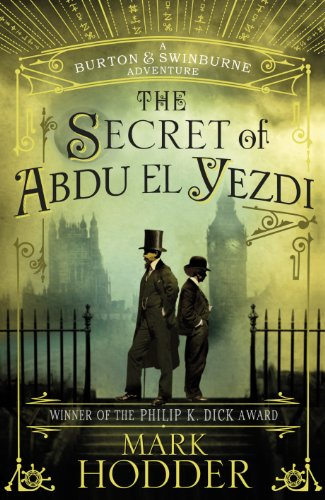 9780091950620: The Secret of Abdu El Yezdi: The Burton & Swinburne Adventures