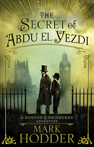 9780091950637: The Secret of Abdu El Yezdi: The Burton & Swinburne Adventures