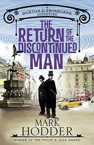 9780091950651: The Return of the Discontinued Man: The Burton & Swinburne Adventures