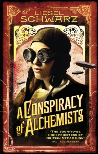 9780091950699: A Conspiracy Of Alchemists (Chronicles of Light & Shadow 1)