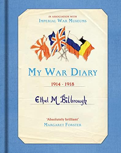 9780091951115: My War Diary 1914-1918