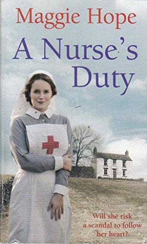 9780091951177: A Nurse's Duty