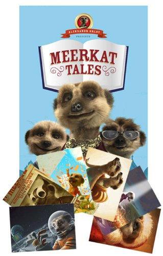 9780091951238: Meerkat Tales: Exclusive 6-Book Box Set and Postcard Pack