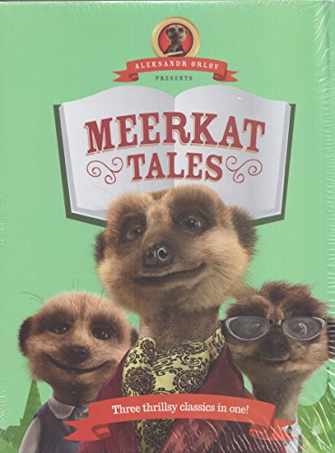9780091951269: Meerkat Tales (Aleksandr Collection): Three Thrillsy Classics in One