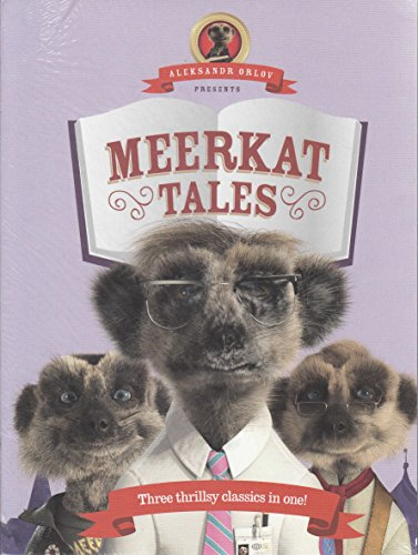 9780091951276: Meerkat Tales (Yakov Saves Christmas / Sergei's Space Adventure / Vassily the King of Rock) (3 Books in One)