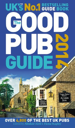9780091951818: The Good Pub Guide 2014