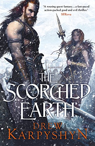 9780091952853: The Scorched Earth (The Chaos Born)