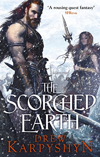 9780091952860: The Scorched Earth (The Chaos Born)