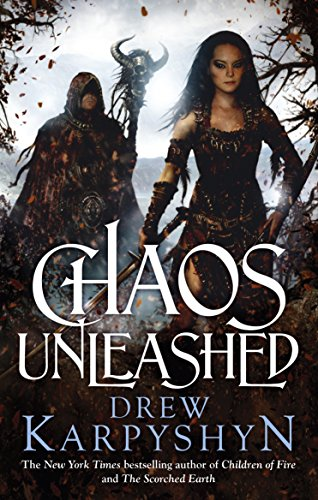 9780091952884: Chaos Unleashed: (The Chaos Born 3)