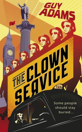 9780091953140: The Clown Service