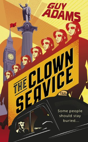 9780091953140: The Clown Service