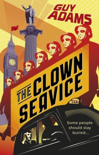 9780091953157: The Clown Service