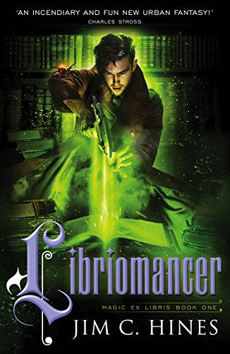 9780091953447: Libriomancer (Magic Ex Libris)