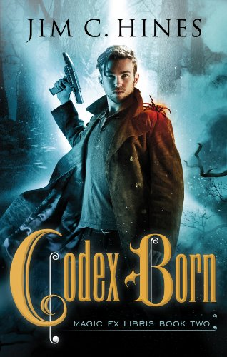 9780091953478: Codex Born (Magic Ex Libris)