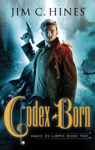 9780091953478: Codex Born (Magic Ex Libris)