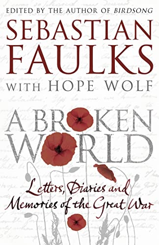 9780091954222: A Broken World: Letters, diaries and memories of the Great War