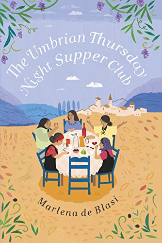 9780091954307: The Umbrian Thursday Night Supper Club