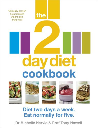 9780091954680: The 2-Day Diet Cookbook