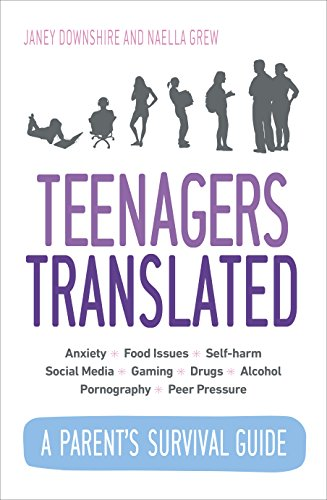 9780091954734: Teenagers Translated: How to Raise Happy Teens