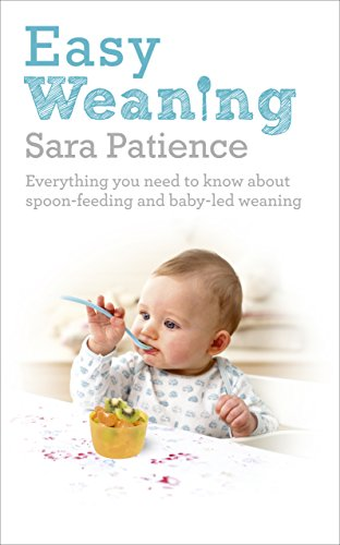 9780091955083: Easy Weaning: Everything You Need to Know About Spoon Feeding and Baby-Led Weaning
