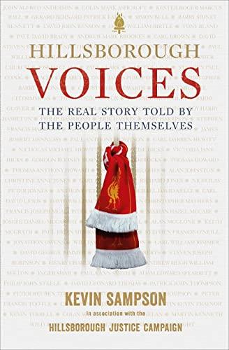 9780091955618: Hillsborough Voices