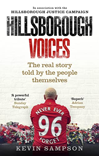 9780091955625: Hillsborough Voices: The Real Story Told by the People Themselves