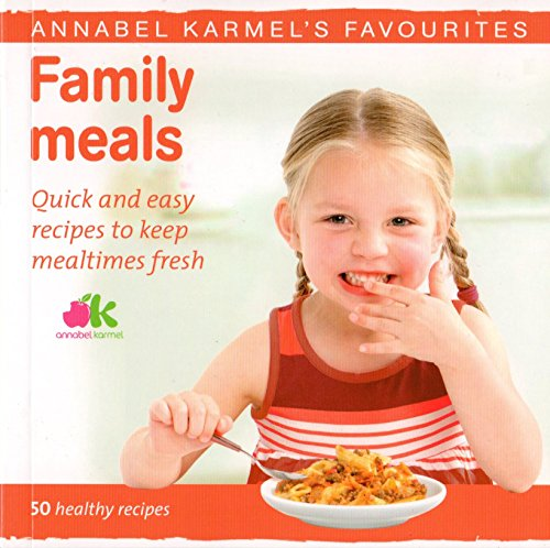 9780091955830: Family Meals