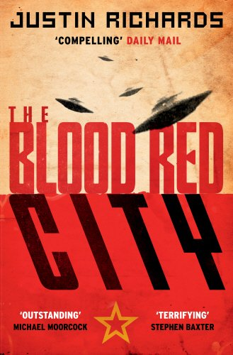 9780091955984: The Blood Red City (Never War 2)