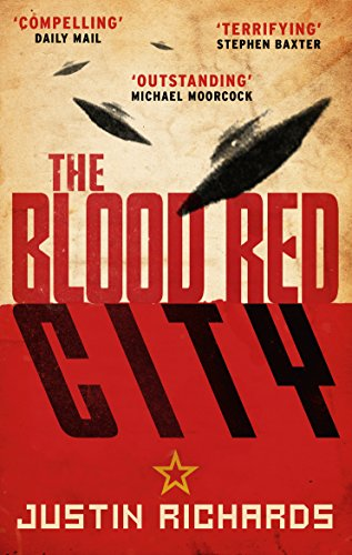 9780091955991: The Blood Red City (Never War 2)
