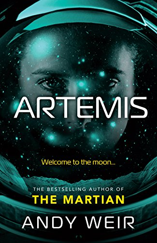 ARTEMIS - LIMITED, SIGNED & NUMBERED FIRST EDITION FIRST PRINTING WITH PUBLISHER'S BOOKMARK...