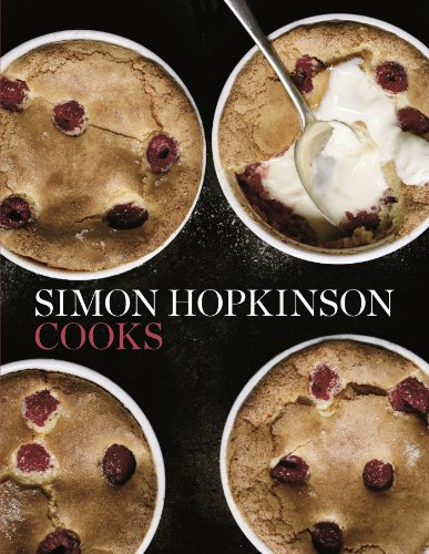 Simon Hopkinson Cooks SIGNED BY THE AUTHOR