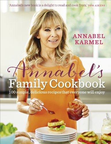 9780091957667: Annabel's Family Cookbook