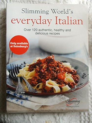 9780091957926: Slimming World's everyday Italian