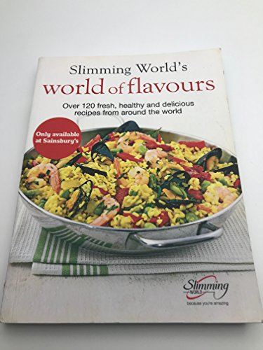 9780091957933: Slimming World's world of flavours