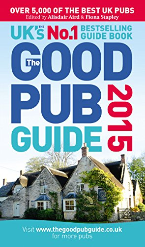 9780091958084: The Good Pub Guide 2015